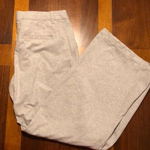 Gap 12S wide leg pants